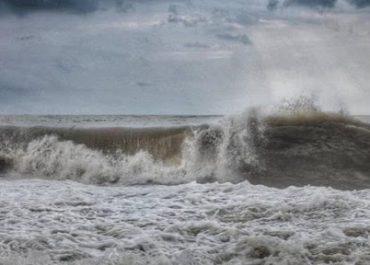 აჭარაში მაშველები ზღვაში გაუჩინარებულ კაცს ეძებენ